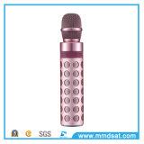 Der drahtlose Bluetooth Lautsprecher spätestes KaraokeK8 mic-für Phasensendung des Hauptrechners
