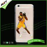 De Slag van de Sporten van Spelers NBA dompelt Douane Afgedrukte iPhoneGevallen voor iPhone 6 onder