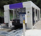 マレーシアの洗車ビジネスのための自動トンネルのカーウォッシュ機械