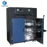 Horno de temperatura controlada del laboratorio con el filtro interno