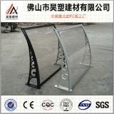 Tente extérieure de polycarbonate de décoration de bâti en aluminium personnalisable de prix usine