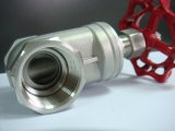 200wog Ss Thread Gate Valve