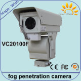 Scanner de penetração de névoa Câmera de vigilância de segurança