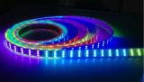 Striscia flessibile di Digitahi RGB Ws2811 12V 90LED/M TM1812 CI RGB LED