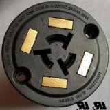 7 het Draaislot Dimming Receptacle van de speld 0-10V voor Draaislot Photocontrol voor LED Te Tyco2213362
