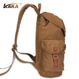 мешки перемещения Backpack Bag&Vintage плеча холстины человека способа