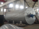 caldera termal del petróleo de 7t Yy (q) W para industrial