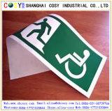디지털 인쇄 및 훈장을%s 좋은 스티커를 가진 고품질 PVC 자동 접착 비닐