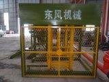6-15 automatischer Betonstein, der Maschine herstellt