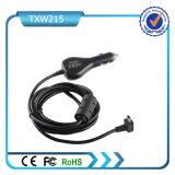 Миниый заряжатель автомобиля кабеля 10W GPS экрана USB 3.0