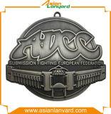 Kundenspezifische Metallmedaille mit Sport-Sitzung