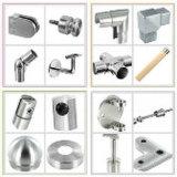Поддержка поручня нержавеющей стали/регулируемый штуцер седловины/поручня/кронштейн балюстрады