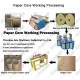 Automatische gewundene Papierkern-Rollen-Maschine