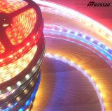 Indicatore luminoso impermeabile flessibile di DC5V Ws2812b RGB LED