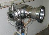 Linha Crosshead ajustável da extrusão de cabo do fio