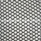 Пластичная плоская сетка пластмассы плетения