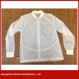 Cappotto unisex del rivestimento di stampa all'ingrosso per la promozione (J160)
