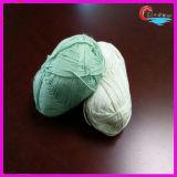 Filo 100% di cotone di lavoro a maglia variopinto del filato fantasia