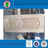 Peau en bois normale de porte du placage Bailing76