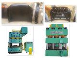 L'AP contrôlent la plaque en acier de porte gravant la presse hydraulique