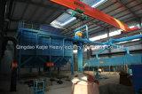 Vakuumformteil-Gussteil-Zeile in den Aluminiumprodukten/im Gießerei-Gussteil