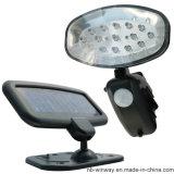 15의 LED 태양 안전 안전 정원 빛