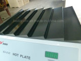 Calentador biomédico de la diapositiva del tejido de Digitaces LCD