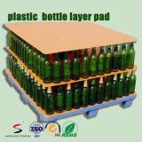 Transporte de garrafa de plástico Separador Camada de almofada Garrafa Bandeja de armazenamento Folha de plástico