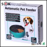 De opgeheven Automatische Voeder van de Hond van de Automaat van het Voedsel van de Voeder van het Huisdier Automatische