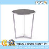 صنع وفقا لطلب الزّبون [سليد ووود] طاولة/طاولة زجاجيّة/لمح طاولة/معدن طاولة