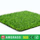 Herbe artificielle du football vert pomme, herbe de synthétique du football