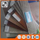 Plancher matériel de vinyle de PVC avec le cliquetis verrouillant le système
