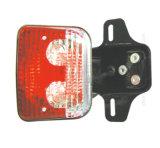 Ww-7108 Cg125 pour Honda, lumière de frein, lumière arrière d'arrière, 12V,
