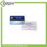 Изготовленный на заказ визитная карточка PVC 4k RFID печатание MIFARE классицистическая франтовская