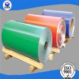 Bobina de aço PPGI da cor do preço do competidor para a folha da telhadura (SC-001)