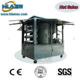 Doppelter Vakuumautomatisch kontrollierter Typ Transformator-Schmieröl-Reinigung