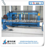 Máquina de Gabion, máquina sextavada pesada do engranzamento. Máquina do engranzamento da caixa de Gabion (SH-N1)