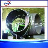 CNC van het plasma Scherpe Machine voor de Pijp van het Roestvrij staal en De Pijp van het Koolstofstaal