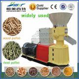 La Chine de petite taille fournissent 12 mois de garantie pour la boulette de lames d'arbre de paille de coton d'agriculture faisant le granulatoire