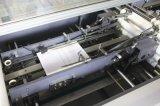 Cubierta de libro dura que hace la máquina