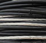 Obenliegende Zeile Kabel