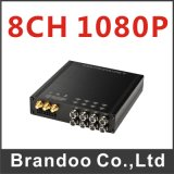 Canal completo 1080P DVR móvil de HD 8