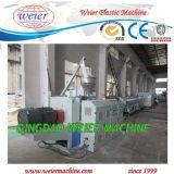 Máquina doble cónica del estirador de tornillo con el motor 55kw para la máquina de la fabricación del tubo del PVC