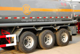 Sale를 위한 45000liter 3 Axle Gasoline Transport Tank Trailer