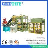 Qty8-15b het Stationaire Concrete Blok die van de Betonmolen Machine maken