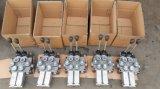 Válvula de controle manual pneumática de bobina hidráulica Monoblock para caminhão de dica