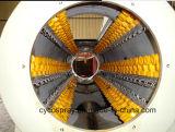 Riga di rivestimento ugello di spruzzo registrabile del ventilatore piano del morsetto