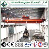 Compartimiento de acero del gancho agarrador del desecho con 5 toneladas (QD)