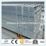 Poste galvanizado de la cerca del metal del tubo de acero