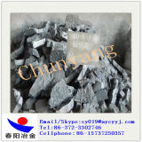 鋼鉄および鉄の鋳造のためのカルシウムケイ化物の固まり10-50mm